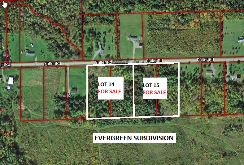 Evergreen Subdivision Lots for Sale Thumbnail