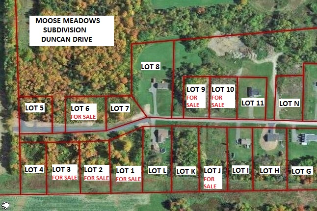 Moose Meadows Subdivision Lots for Sale Thumbnail